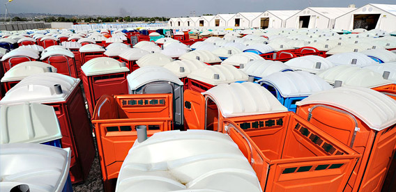 Champion Portable Toilets in Baltimore, MD
